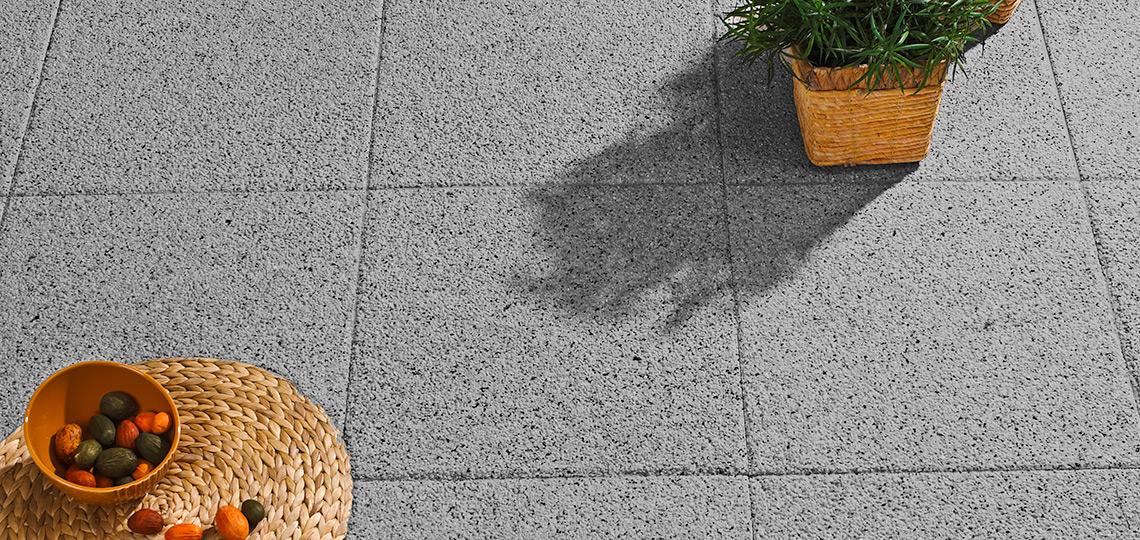 Die Leichte - Leichte terrassenplatten