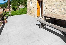 TERRASSENPLATTEN - Leichte terrassenplatten